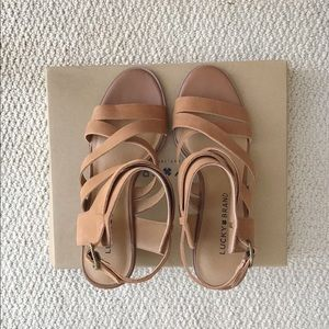 2976991166a Lucky Brand Shoes - New Lucky Brand Kailasa Sandals
